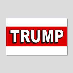 Donald Trump 2016 Wall Decal