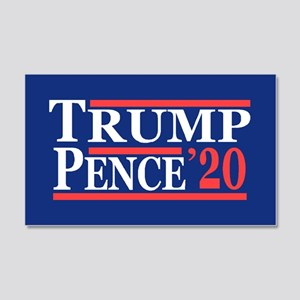 Trump Pence 2020 Wall Decal