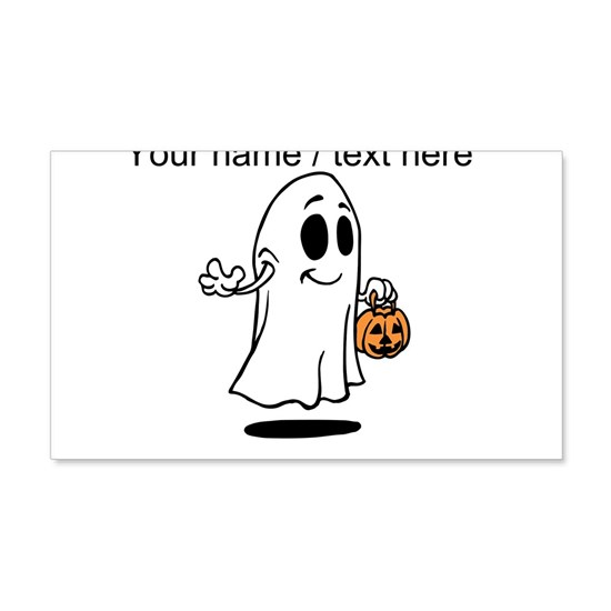 Personalized Trick Or Treating Ghost