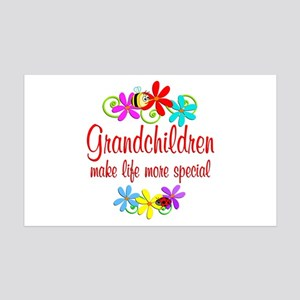 Special Grandchildren 35x21 Wall Decal