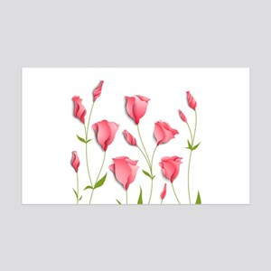 Pretty Flowers Wall Decal