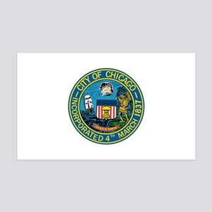 City of Chicago Seal Wall Decal