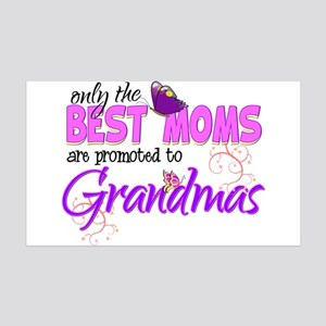 Grandma Promotion 35x21 Wall Decal