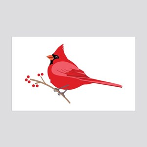 Northern Cardinal Wall Decal