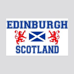 Edinburgh 38.5 x 24.5 Wall Peel