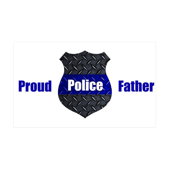 Proud Police Father