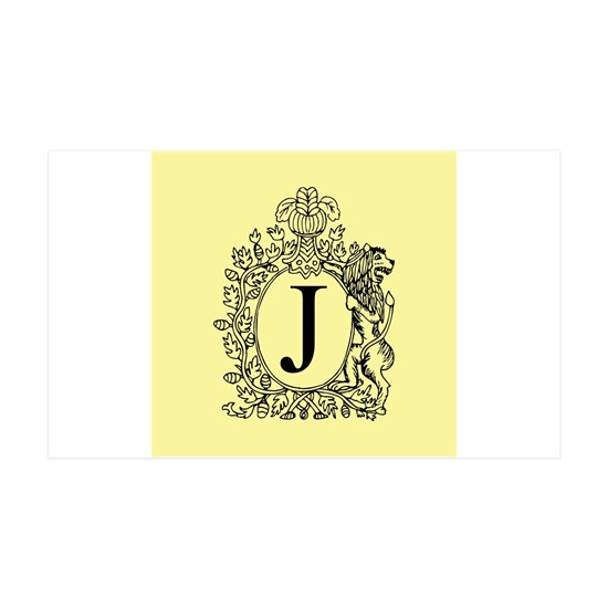 Cream Personalized Monogram