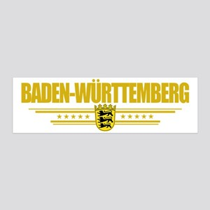 Baden-Wurttemberg (Flag 10) pocket 20x6 Wall Decal