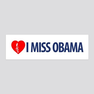 I Miss Obama Wall Decal