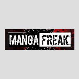 MangaFreak 21x7 Wall Peel