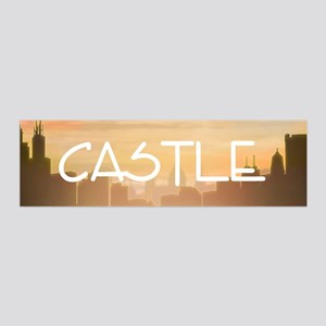 Castle 20x6 Wall Decal