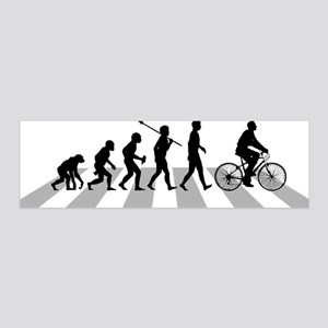 Bicycle-Rider 20x6 Wall Decal