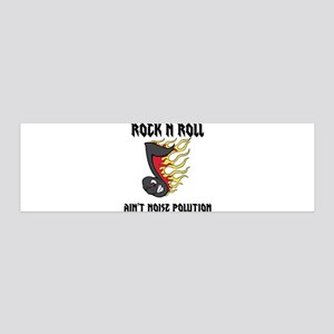 Rock n Roll 20x6 Wall Decal
