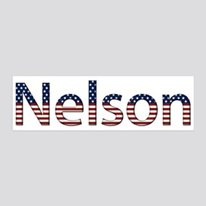 Nelson Stars and Stripes 21x7 Wall Peel