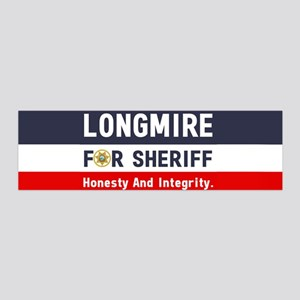 Longmire for Sheriff Wall Decal