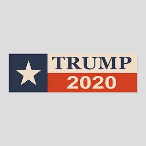 Trump 2020 Wall Decal