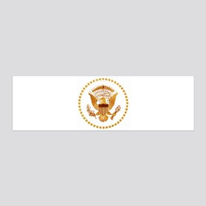 Presidential Seal, The White Hous 36x11 Wall Decal