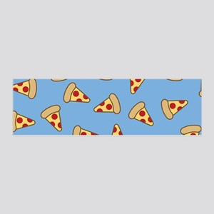 Cute Pizza Pattern Wall Decal