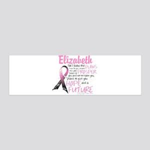 Breast Cancer Survivor Personalize Wall Decal