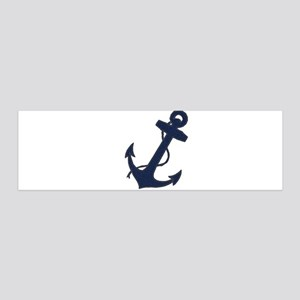 jeananchor 36x11 Wall Decal