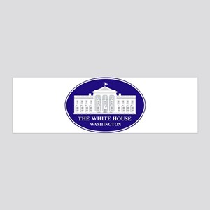 Emblem - The White House 42x14 Wall Peel