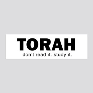 Torah Wall Decal