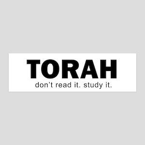 Torah Wall Decal