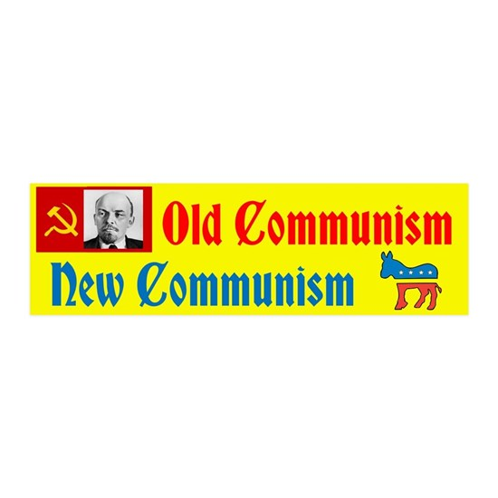 Old/New Communism