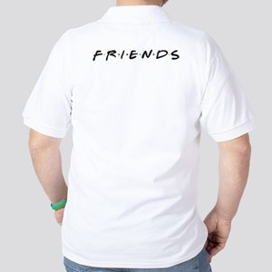 Friends are funny Polo Shirt