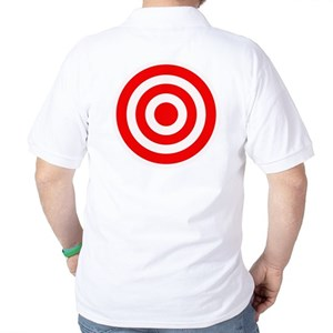 07e65f24 Bullseye Target T-Shirts - CafePress