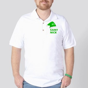 Saint Nick Golf Shirt