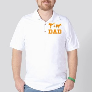 Kick @ss Dad Golf Shirt
