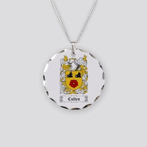 Cullen Necklace Circle Charm