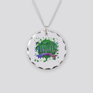 Necklace Circle Charm