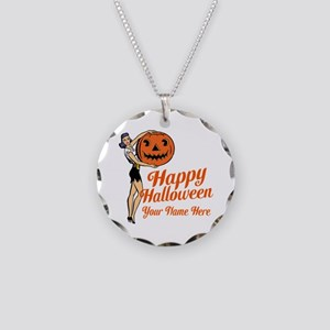 Pinup Halloween Necklace