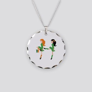 Irish Dancer Necklace