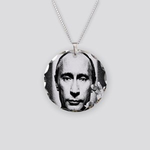 putins blunt Necklace Circle Charm