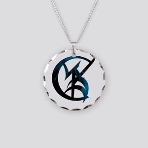 """Wedded Union"" Rune - Necklace Circle Ch"