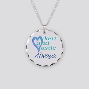 Beckett Castle Always Necklace Circle Charm