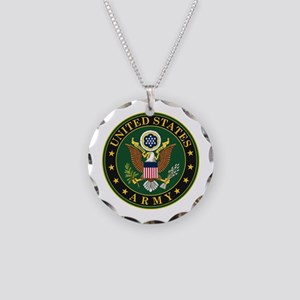 US Army Necklace