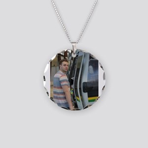 Say No To Meth Necklace Circle Charm