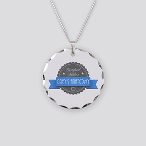 Certified Addict: Grey's Anatomy Necklace Circle C