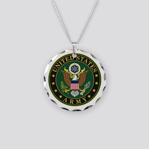U.S. Army Symbol Necklace