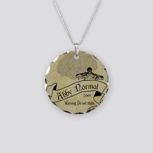 AbbeyPost copy Necklace Circle Charm