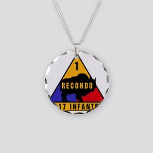 1AD_4-17_INFANTRY Recondo Necklace Circle Charm