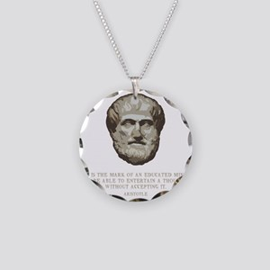 aristotle-edmind-DKT Necklace Circle Charm