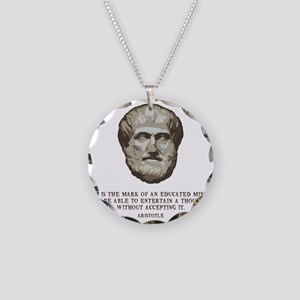 aristotle-edmind-LTT Necklace Circle Charm
