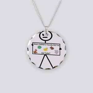 Which Favorite Today Necklace Circle Charm