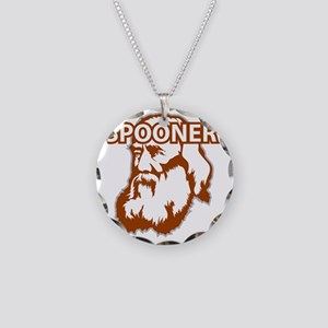 Spooner_front Necklace Circle Charm