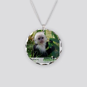 Baby Dylan Necklace Circle Charm